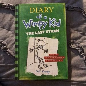 Other Diary Of A Wimpy Kid The Last Straw Poshmark
